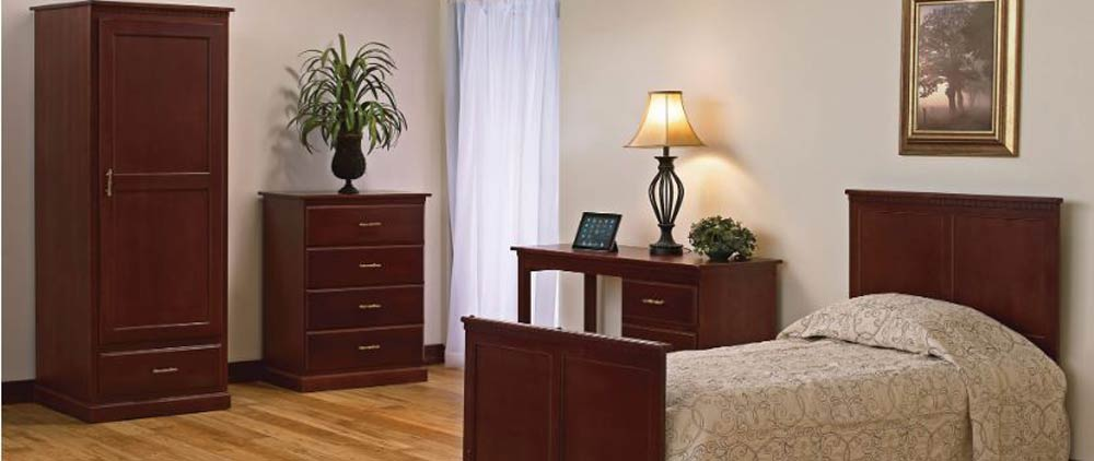 Senior Living and Health Care furniture